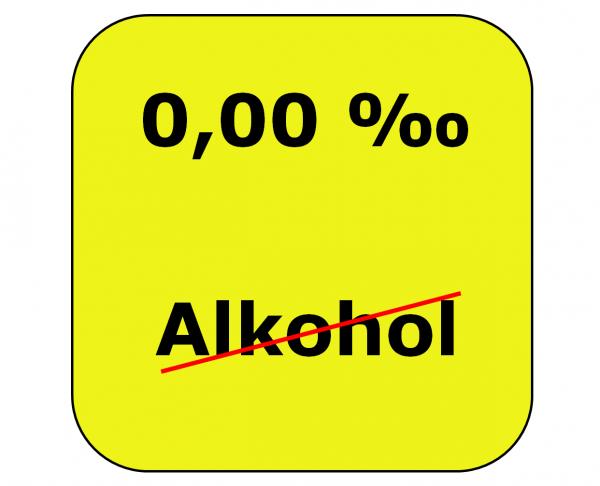 Alkohol-nein