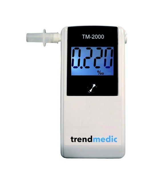 Alkoholtester Trendmedic TM-2000