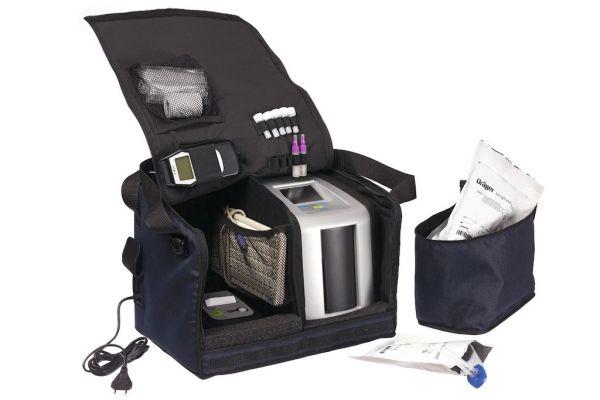 Einsatztasche Dräger DrugTest® 5000