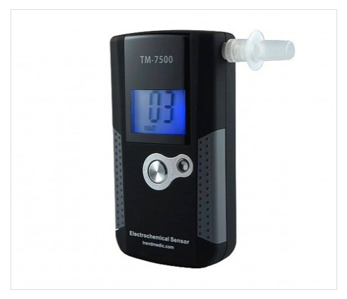 Alkoholtester Trendmedic TM-7500
